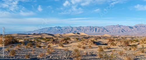 Death Valley Billede på lærred