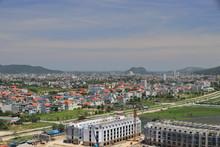 Thanh Hoa City In Vietnam