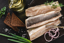 Marinated Fillet Mackerel Or F...