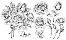 Luxurious Rose Set