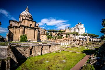 Forum Romanum, Roma