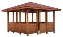 Wooden Stall  Market Stand Gaz...