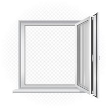 Opened Window Template