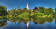 der Schloßpark in Bad Homburg vor der Höhe im Taunus, Hessen