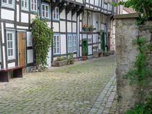 Detmold In Ostwestfalen Und Das Hermannsdenkmal