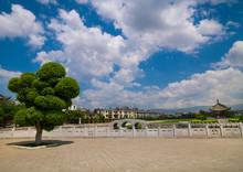 Confucius Temple, Jianshui, Yu...