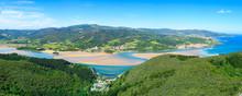 Panoramic View Of Urdaibai Est...