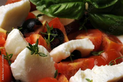 Insalata caprese ft8105_7488 Cucina italiana