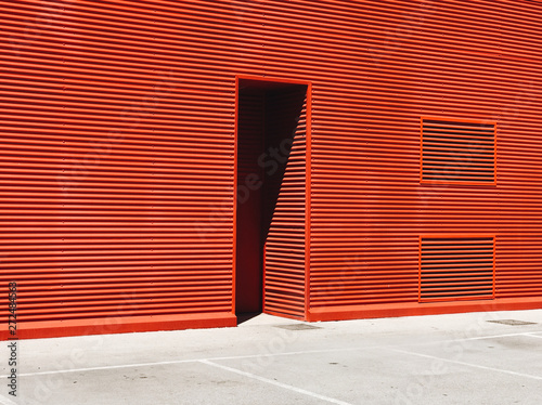 Red Entry