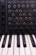 Fragment Of The Synthesizer