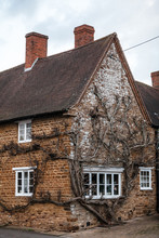 Old English Traditional Brick House