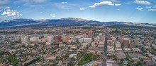 Aerial View Of Albuquerque, Th...