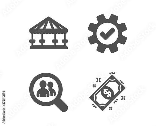 Finances Vector Background Cog Wheels Stock Vector (Royalty Free) 404589442