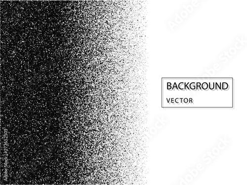 Fotografija  Abstract vector noise vanishing