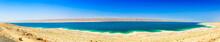 Jordan Dead Sea Panorama