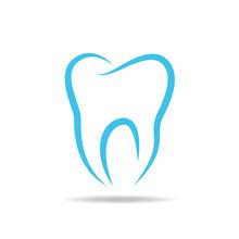 Tooth Wear Brace On The Blue B...