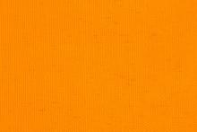 Orange Textile Texture For Background