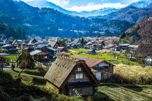 Ogimachi Village Is The Most P...
