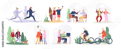 Valokuva Elderly people