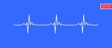 Heartbeat Vector Illustration,...