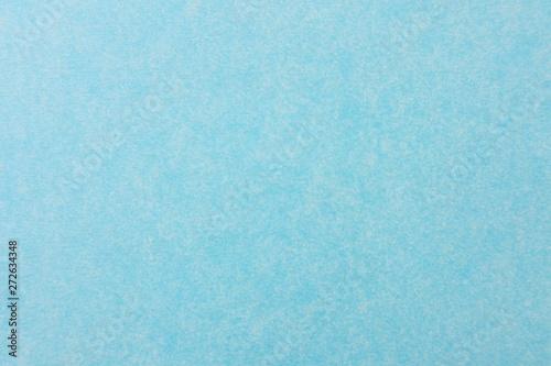 美しい水色の模様入り和紙