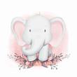 Baby Shower Elephant Gender Neutral