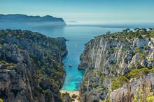Belvédère D'En-Vau , Calanques De Marseille