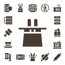 Cylinder Icon Set