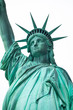 Statue of Liberty National Monument. Sculpture by Frédéric Auguste Bartholdi. Manhattan. New York. USA.