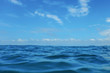 Ocean Water Background, Wave Close Up
