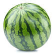 canvas print picture - Watermelon isolated Clipping Path
