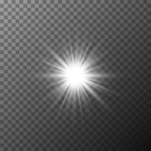 Realistic Starburst Lighting. ...