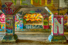 Krog Street Tunnel, Atlanta, Georgia