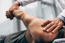 Selective Focus Of Chiropracto...