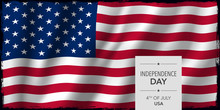 USA Happy Independence Day Gre...