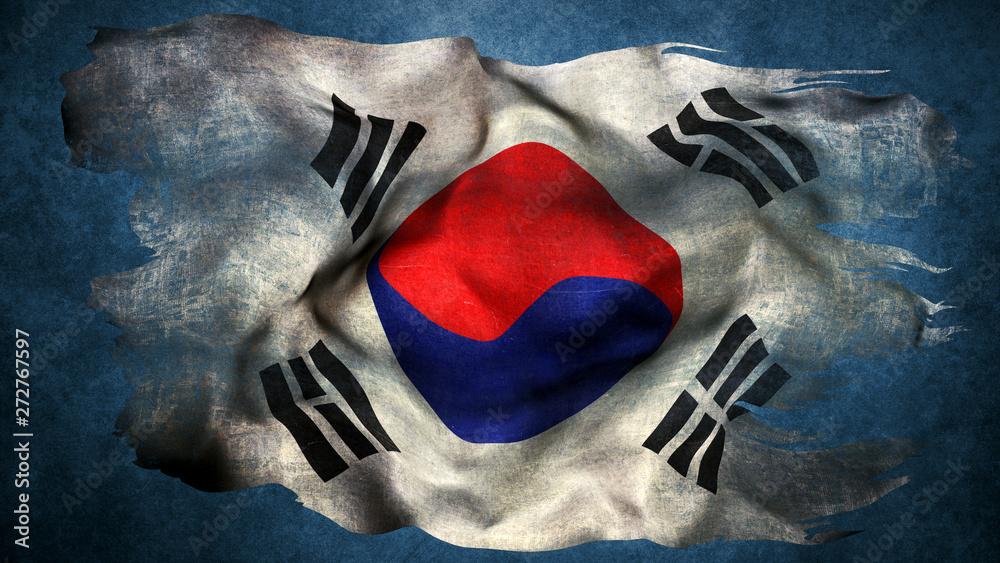 Fototapeta South Korea