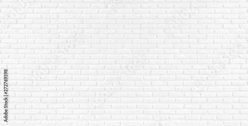 Spoed Fotobehang Baksteen muur Old white brick wall texture ,brick wall texture for interior design