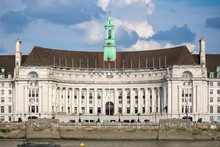 London County Hall Seen From T...
