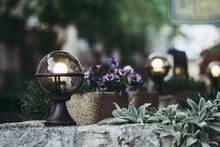 Lampe Solaire Globe Pour L'ext...