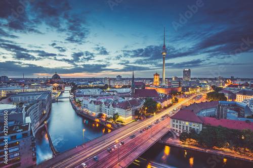 Staande foto Berlijn Nice view from Berlin - Germany