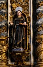 Statue De Saint Antoine à Év...
