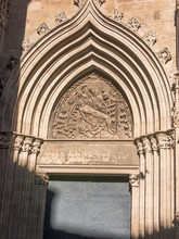 The Door Of Piety. Cathedral O...