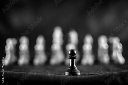 ajedrez Fototapeta