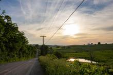 Scenic Appalachian Countryside