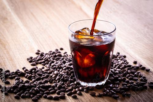Photo Stands Coffee beans アイスコーヒー