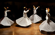 Whirling Dervishes Show, Sufi ...