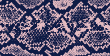 Seamless Snake Skin Repeat Pattern
