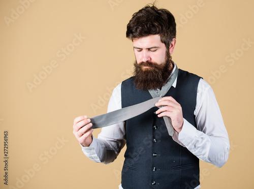 Cuadros en Lienzo How to tie necktie