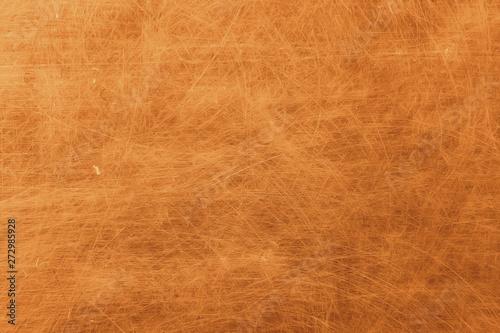 Obraz golden background scratch blank texture / abstract metallic background old vintage wall - fototapety do salonu