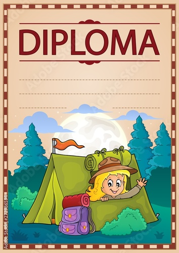 Wall Murals For Kids Diploma design image 8